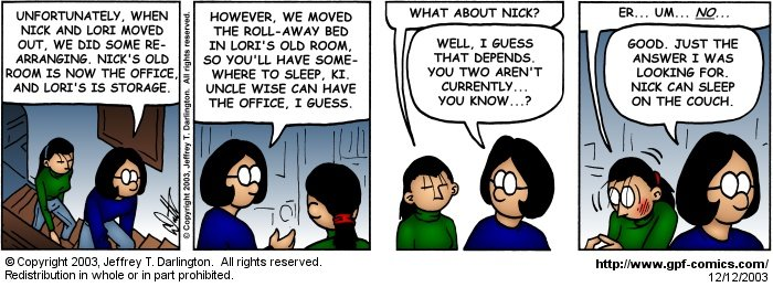 [Comic for Friday, December 12, 2003]