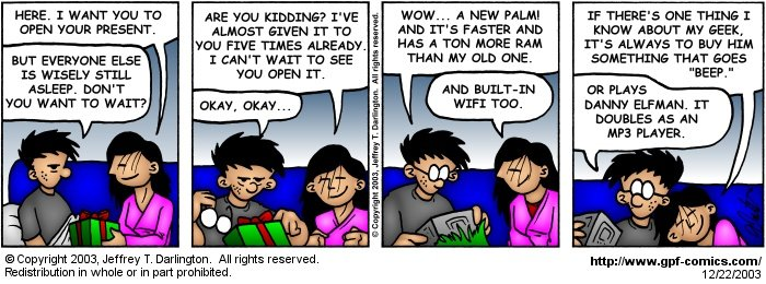 [Comic for Monday, December 22, 2003]