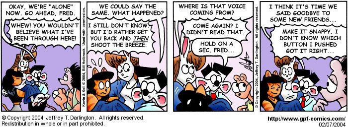[Comic for Saturday, February 7, 2004]