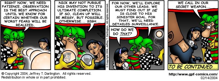[Comic for Saturday, February 14, 2004]