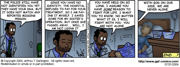 [Comic for Saturday, July 31, 2004]