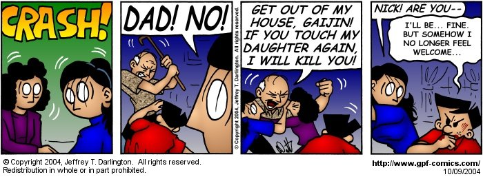 [Comic for Saturday, October 9, 2004]