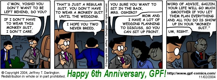 [Comic for Tuesday, November 2, 2004]