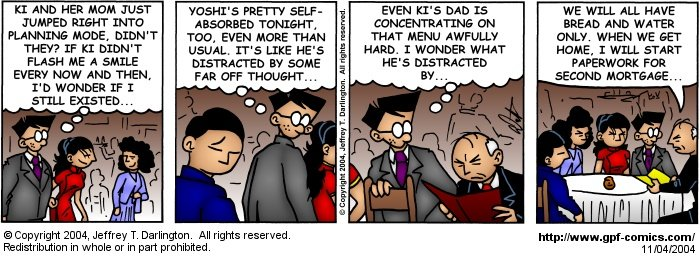 [Comic for Thursday, November 4, 2004]