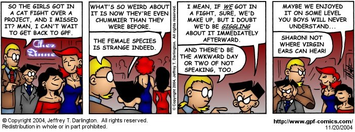 [Comic for Saturday, November 20, 2004]