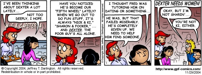 [Comic for Monday, November 29, 2004]