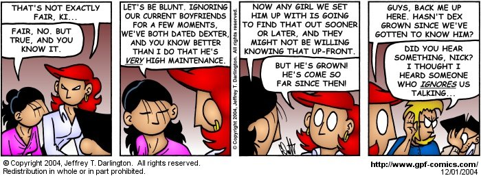 [Comic for Wednesday, December 1, 2004]