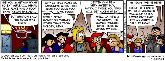 [Comic for Wednesday, December 8, 2004]