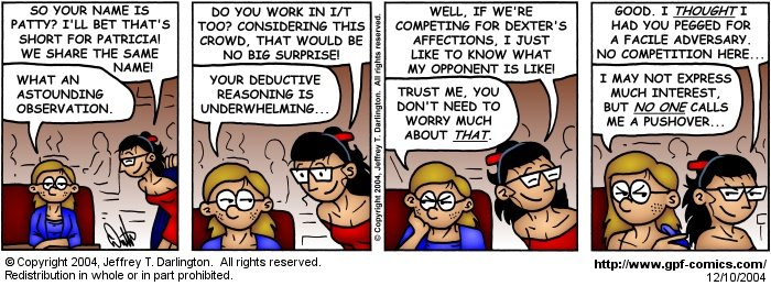 [Comic for Friday, December 10, 2004]