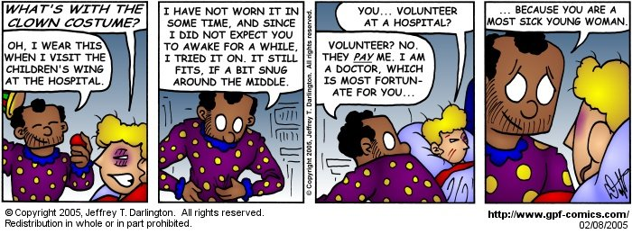 [Comic for Tuesday, February 8, 2005]