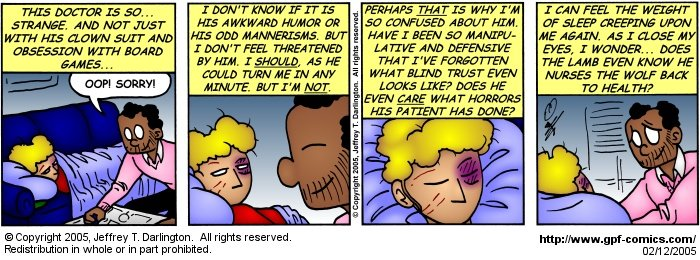 [Comic for Saturday, February 12, 2005]
