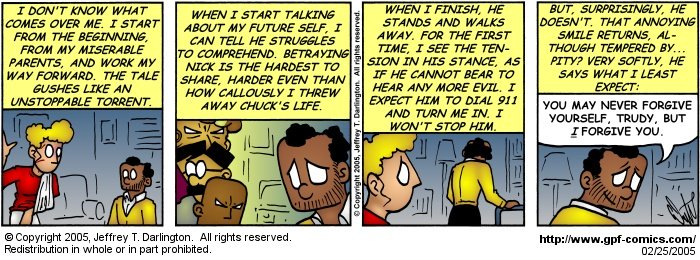[Comic for Friday, February 25, 2005]