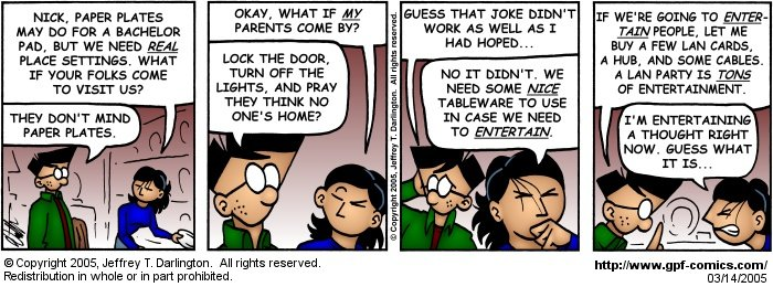 [Comic for Monday, March 14, 2005]