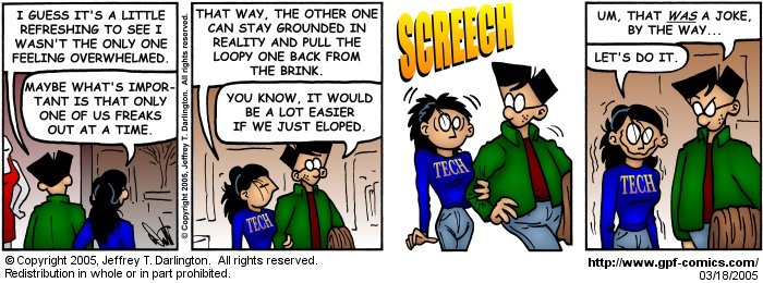 [Comic for Friday, March 18, 2005]