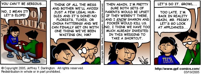 [Comic for Saturday, March 19, 2005]