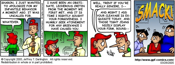 [Comic for Monday, March 28, 2005]