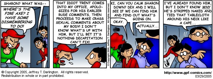 [Comic for Tuesday, March 29, 2005]