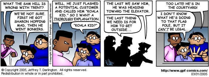 [Comic for Thursday, March 31, 2005]
