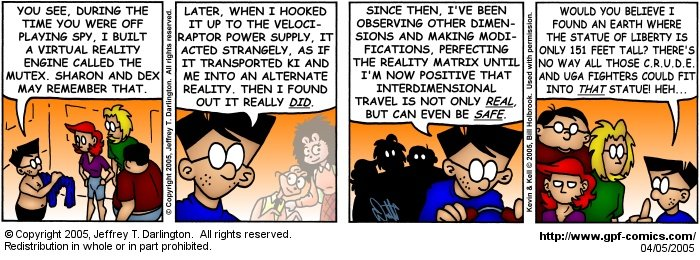 [Comic for Tuesday, April 5, 2005]