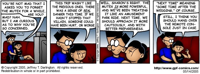 [Comic for Saturday, May 14, 2005]