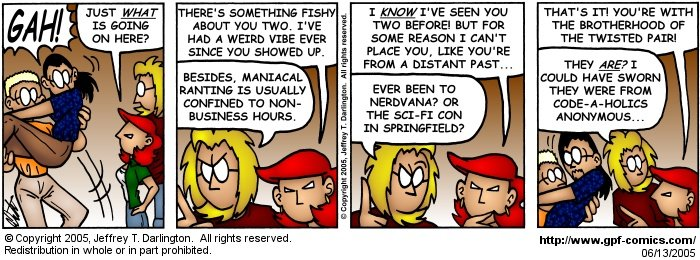 [Comic for Monday, June 13, 2005]