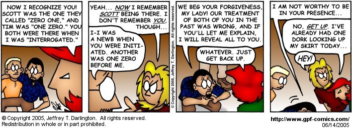 [Comic for Tuesday, June 14, 2005]