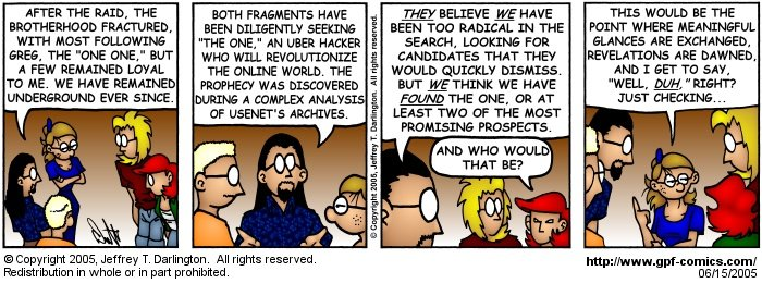 [Comic for Wednesday, June 15, 2005]