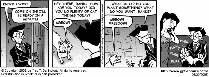 [Comic for Wednesday, June 29, 2005]