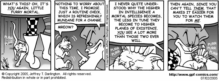 [Comic for Saturday, July 2, 2005]
