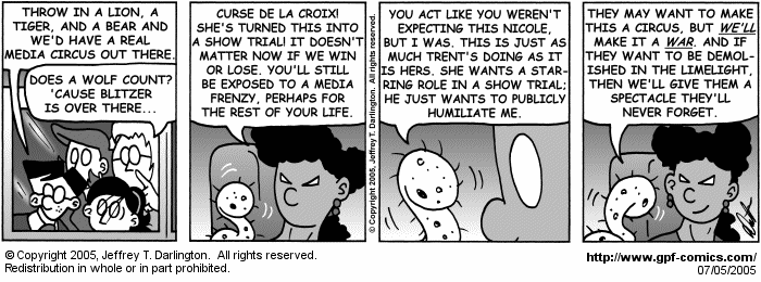 [Comic for Tuesday, July 5, 2005]