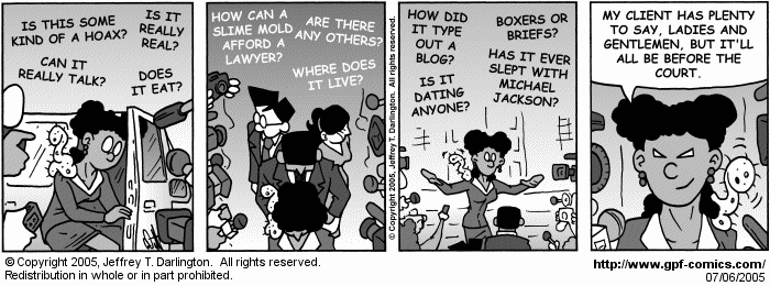 [Comic for Wednesday, July 6, 2005]