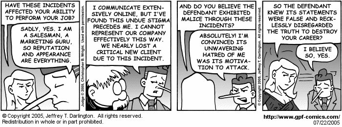 [Comic for Friday, July 22, 2005]