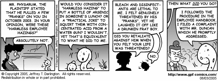[Comic for Wednesday, August 3, 2005]