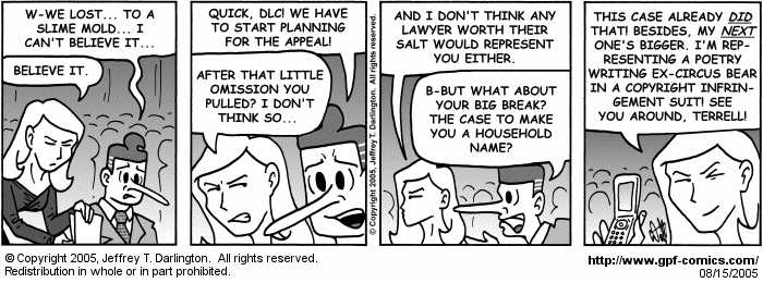 [Comic for Monday, August 15, 2005]