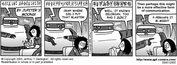 [Comic for Thursday, September 1, 2005]