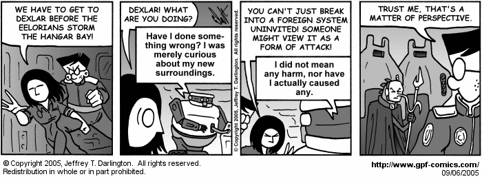 [Comic for Tuesday, September 6, 2005]