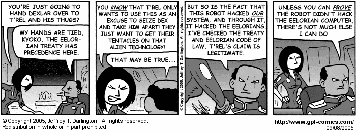 [Comic for Thursday, September 8, 2005]