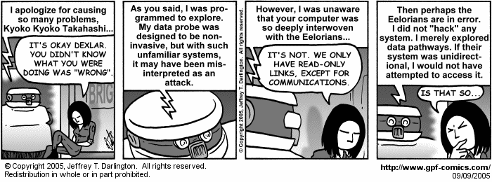 [Comic for Friday, September 9, 2005]