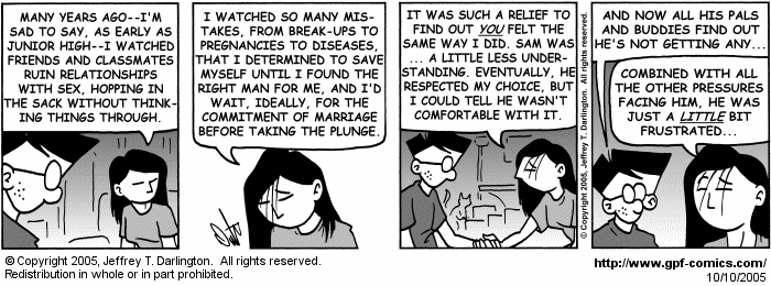 [Comic for Monday, October 10, 2005]