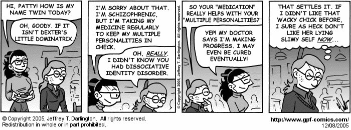 [Comic for Thursday, December 8, 2005]