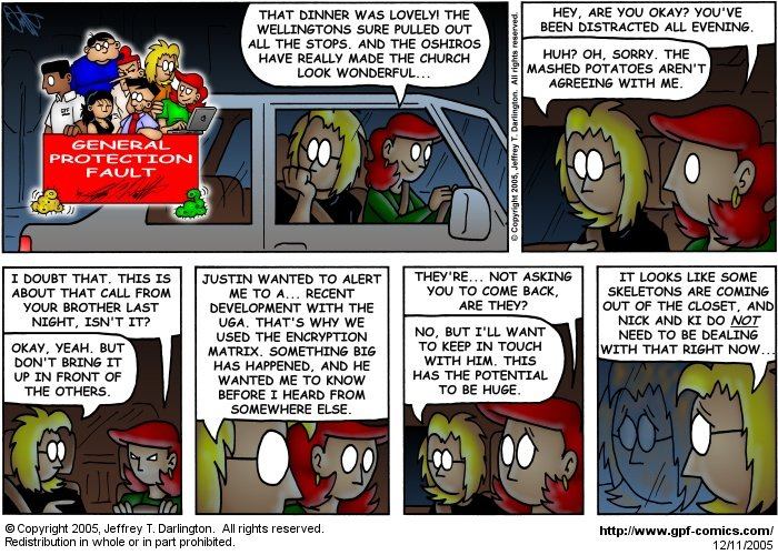 [Comic for Sunday, December 11, 2005]
