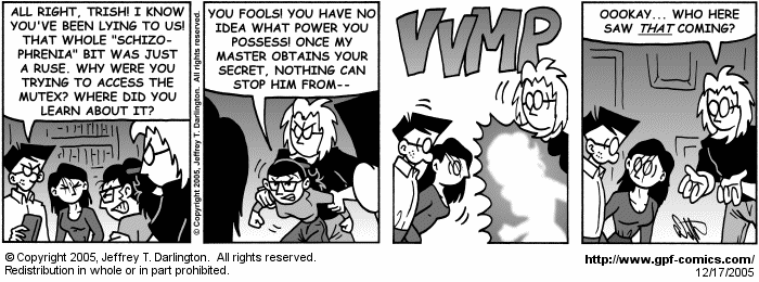 [Comic for Saturday, December 17, 2005]