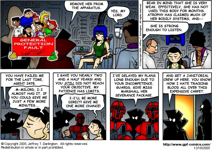 [Comic for Sunday, December 18, 2005]