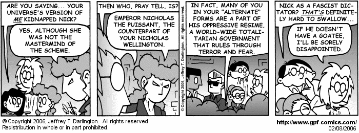 [Comic for Wednesday, February 8, 2006]