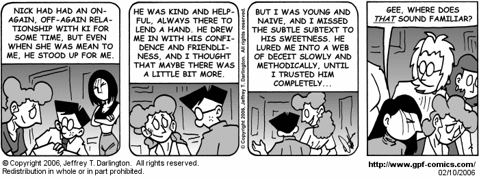 [Comic for Friday, February 10, 2006]