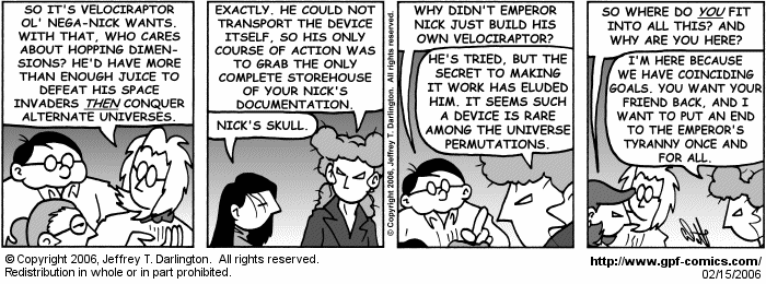 [Comic for Wednesday, February 15, 2006]