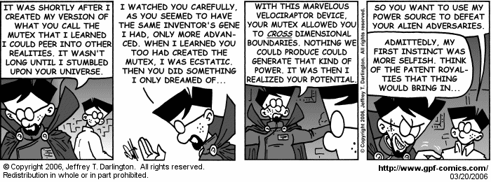 [Comic for Monday, March 20, 2006]