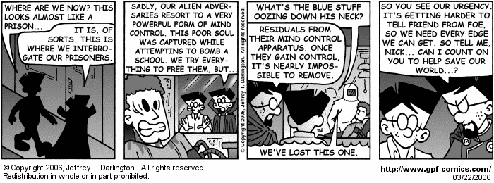 [Comic for Wednesday, March 22, 2006]