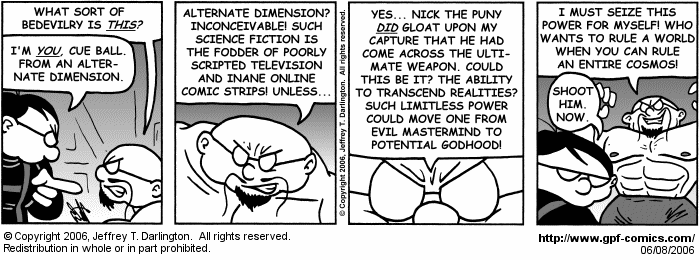 [Comic for Thursday, June 8, 2006]