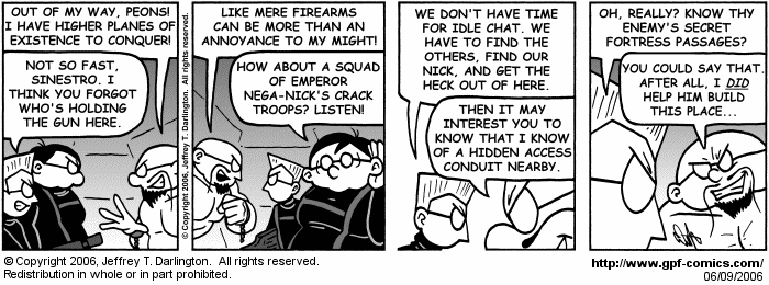[Comic for Friday, June 9, 2006]